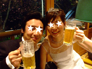 祝!なんちゃって!?結婚式☆: C...